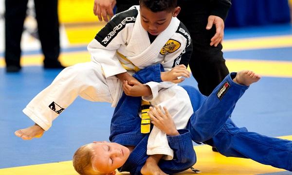 Ju Jitsu Kids